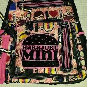 Harajuku mini backpack medium size